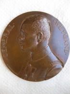 Médaille Général Weygand, Académie Française, Commandant En Chef 1931 -1935 Par Prud'homme - Non Classés