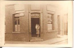 QUEROUBLE - Cafe Tabac   MICHARD HOTOIS  ( Rare ) - Autres Communes