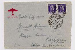 ALBANIA - OCCUPAZIONE ITALIANA - 1941 - ENVELOPPE Avec TàD POSTA MILITARE N. 202 - Occupation 2ème Guerre Mond. (Italie)