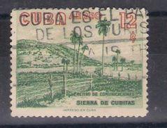 Cuba 1957 Mi Nr 525  (a3p23) - Usati