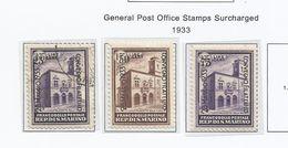 San Marino. 1933. Congreso Filatélico. - San Marino