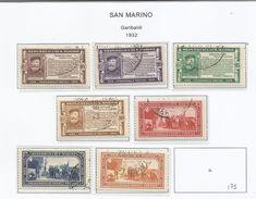 San Marino. 1932. Garibaldi. - Ungebraucht