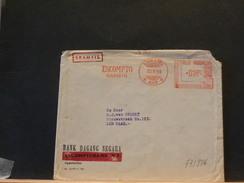 73/985  LETTER INDONESIE POUR LA HOLLANDE   FLAMME  ROUGE  1960   SEAPOST - Indonesië