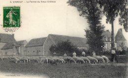 Vinneuf La Ferme Du Vieux Chateau 1912  (LOT 15) - Other Municipalities