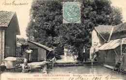 Fere Champenoise Moulin Vue Sur Lavaure 1905 (LOT 15) - Fère-Champenoise