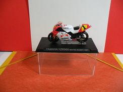 MOTO 1/24 > Yamaha YZR 500 Wayne Rainer 1991(sous Vitrine) - Motos
