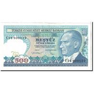Turquie, 500 Lira, 1983, KM:195, SUP - Turkije