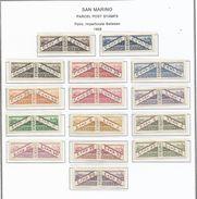 San Marino. 1928. Colis Postal. - Ongebruikt