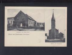 Dt. Reich Ak Gruß Aus Gumbsheim - Allemagne