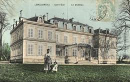 B 2501 - Longjumeau (91) Saint- Eloi     Le Chateau - Longjumeau