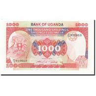 Uganda, 1000 Shillings, 1986, KM:26, NEUF - Ouganda