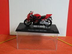 MOTO 1/24 > Honda CBR 900 RR (sous Vitrine) - Motos