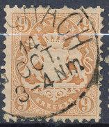 Stamp Bavaria 1870-72 9kr Used Lot#56 - Bavaria
