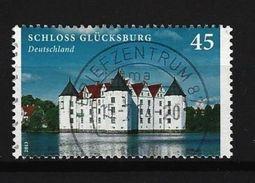 BUND Mi-Nr. 2972 - Schloss Glücksburg (erbaut 1582-1587) Gestempelt - BRD