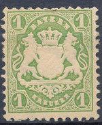 Stamp Bavaria 1870-75? 1kr Mint Lot#61 - Bavaria
