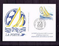 ENTIERS POSTAUX CARTE POSTALE 2831-CPI (LES POSTIERS AUTOUR DU MONDE 25-IX -93) NEUF** - Official Stationery