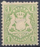 Stamp Bavaria 1870-75? 1kr Mint Lot#62 - Bavaria