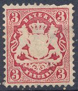 Stamp Bavaria 1870-75? 3kr Mint Lot#67 - Bavaria