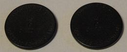 LOTTO 2 GETTONI METROPOLITANA BANGKOK - THAILANDIA – (2) - Tokens & Medals