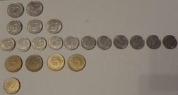 LOTTO 21 MONETE SLOVENIA – TALLERO – (3) - Slovenia