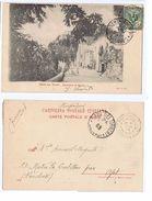 CAVA DEI TIRRENI - SANTUARIO DI BONEO - EDIZ. O.R. 1903 ( 1261 ) - Salerno