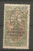 CONGO -  Yv. N° 82   (o)  40c  Femme  Cote 1,2 Euros  BE - Congo Français (1891-1960)
