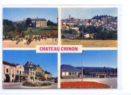 58 CHATEAU CHINON Multivues - CPM - Chateau Chinon