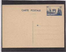 France Entiers Postaux Commémoratifs - 80 C Défilé De La Victoire - Postal Stamped Stationery