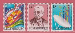 1990 ** (sans Charn., MNH, Postfrisch)  Yv  1190/2Mi  1240/2 - Luxembourg