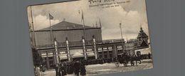 EXPOSITION INTERNATIONALE DE BRUXELLES 1910 LA SALLE DES FETES - Universal Exhibitions