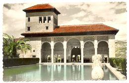 Espagne - Andalousie - Grenade - Alhambra - Torre De Las Damas - Dentelée, Colorisée - Edicions Sicilia Nº 5 - 2647 - Granada