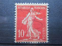 VEND BEAU TIMBRE DE FRANCE N° 134d , XX !!! - 1906-38 Sower - Cameo