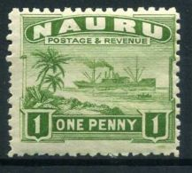 NAURU ( POSTE ) : Y&T N°  16  TIMBRE  NEUF  SANS  TRACE  DE  CHARNIERE , A  VOIR . - Nauru