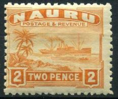 NAURU ( POSTE ) : Y&T N°  18  TIMBRE  NEUF  SANS  TRACE  DE  CHARNIERE , A  VOIR . - Nauru