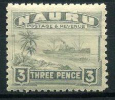 NAURU ( POSTE ) : Y&T N°  20  TIMBRE  NEUF  SANS  TRACE  DE  CHARNIERE , A  VOIR . - Nauru