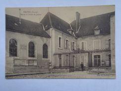 Réf: 65-1-47.     VERTUS  Mairie Et Palais De Justice - Vertus