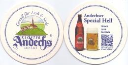 #D174-178 Viltje Klosterbrauerei Andechs - Sous-bocks
