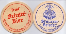 #D174-242 Viltje Krieger - Sous-bocks