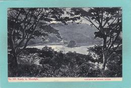 Old Postcard Of Kandy, Central, Sri Lanka.(Ceylon),V21. - Sri Lanka (Ceylon)