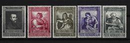 VATIKAN Mi-Nr. 454 - 458 - 400. Todestag Von Michelangelo Postfrisch - Vatikan