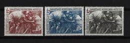 VATIKAN Mi-Nr. 459 - 461 - 100 Jahre Internationales Rotes Kreuz Postfrisch - Vatikan