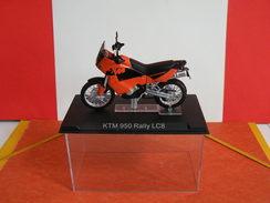 MOTO 1/24 > KTM 950 Rally LC8 (sous Vitrine) - Motorcycles