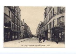 92* MONTROUGE Rue Sadi Carnot - Montrouge