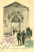 Cpa VERSAILLES 78 Caserne Des Recollets - 5e Régiment Du Génie - Versailles