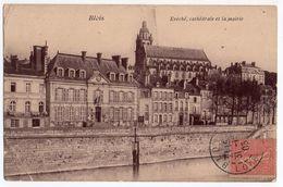 BLOIS   Evéché, Cathédrale, Et La Mairie   2 Scans - Blois