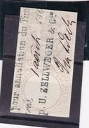 T.F Effets De Commerce N°17 - Fiscale Zegels