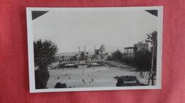 Isfahan  Square Periian Gulf Command- RPPC   Ref 2726 - Iran