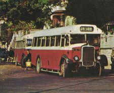 A43   MACAO Old Bus - Makok Temple Of Fisherfolk - Autobus & Pullman