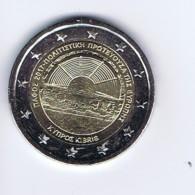 Cipro - 2 Euro Commemorativo - Anno 2017 - Cipro
