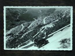 Foto-AK LOVCEN - Kotor-Split 1937 - Montenegro
